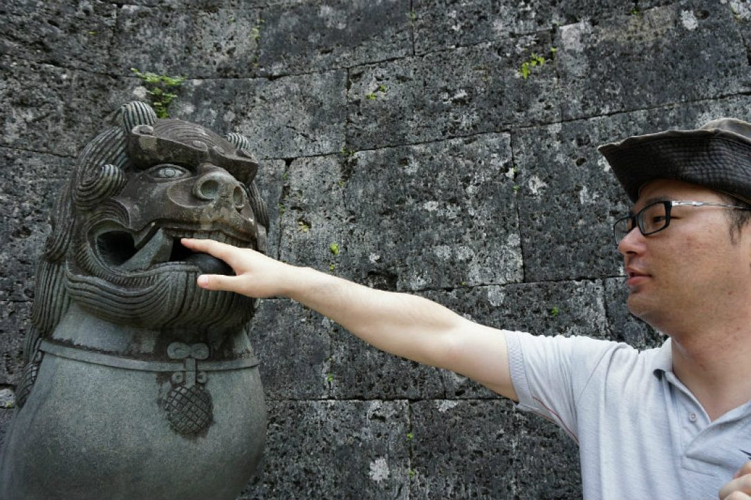 How Okinawa is Different from Mainland Japan - Shuri Castle Shisa