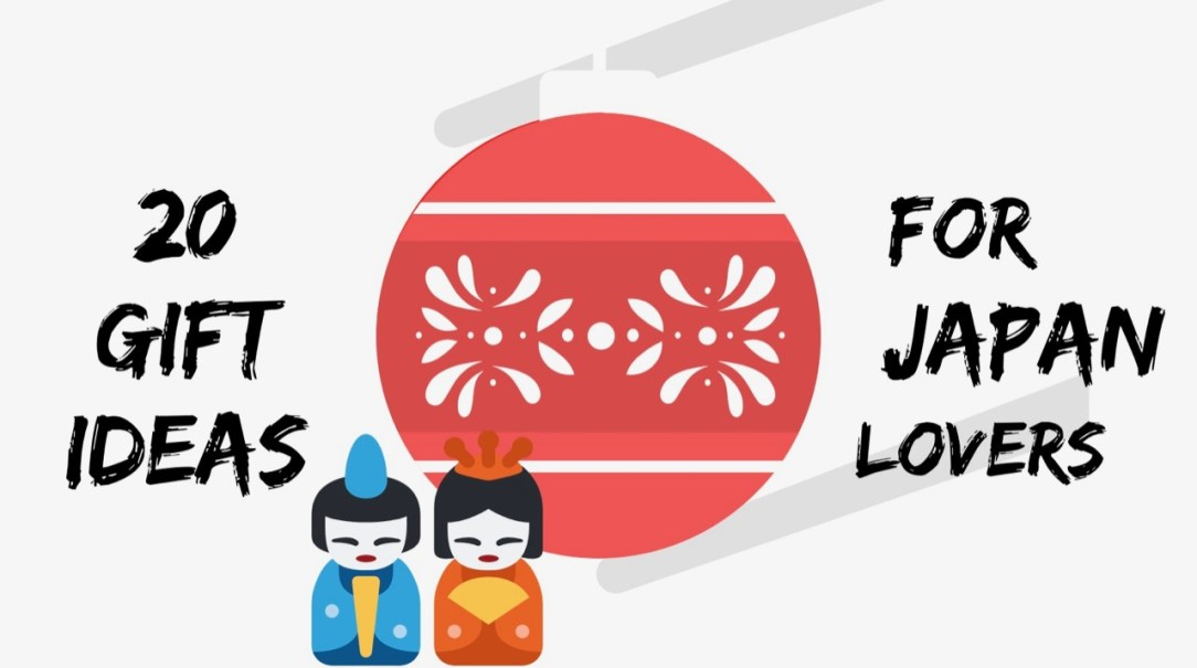 20 Gift Ideas for Japanese Culture Lovers