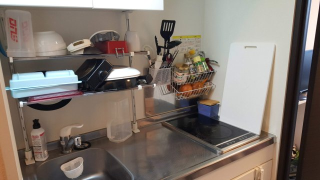 Small LeoPalace LeoNext kitchen