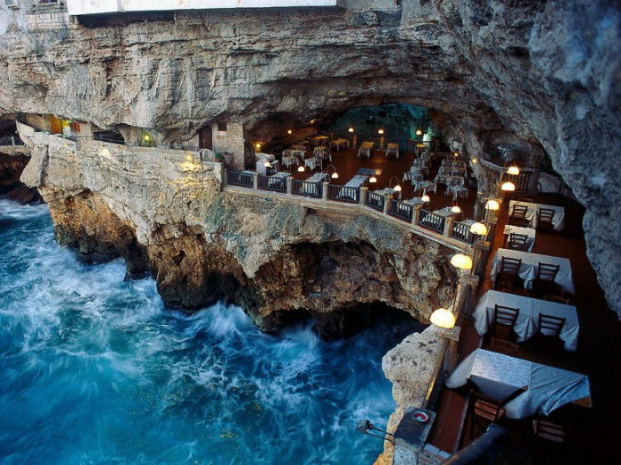 Most-beautiful-restaurants-in-the-world-best-view-grotta-palazzese-cave-restaurant-puglia-italy