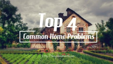 top-4-common-home-problemstop-4-common-home-problems