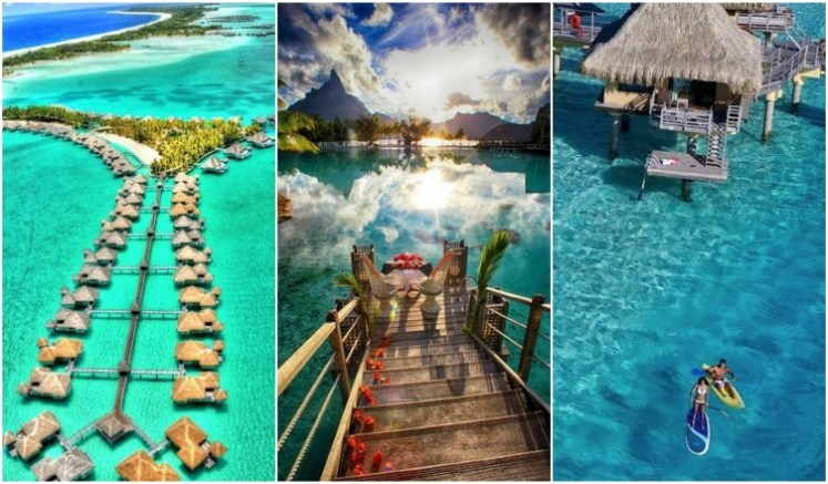 Experience The Beauty Of Bora-Bora Tahiti