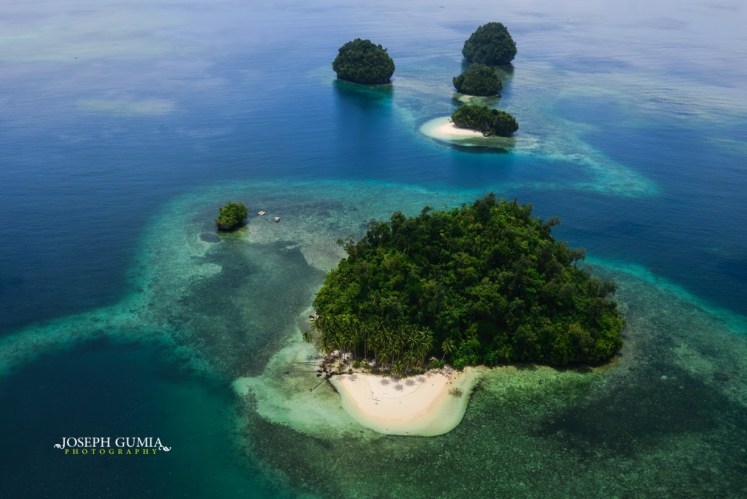 Britania Group of Islands, Surigao Del Sur - Photo Credits Joseph Gumia