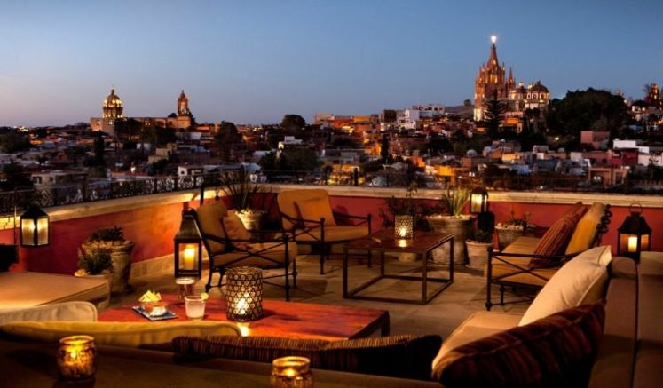 The Top 5 - 2017 Worlds Best Cities To Live In - San Miguel de Allende Mexico
