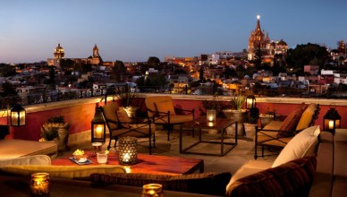 The Top 5 - 2017 Worlds Best Cities To Live In -San Miguel de Allende Mexico