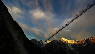 5 Awesome Facts About Charles Kuonen Suspension Bridge