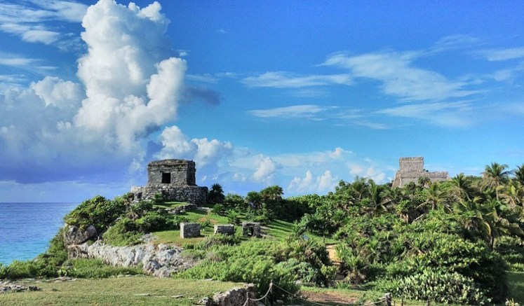 Tulum Mexico Ruins - Travel Facts Destination