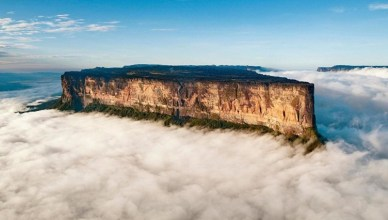 Facts About Mount Roraima - Fascinating Lost World Island In The Sky