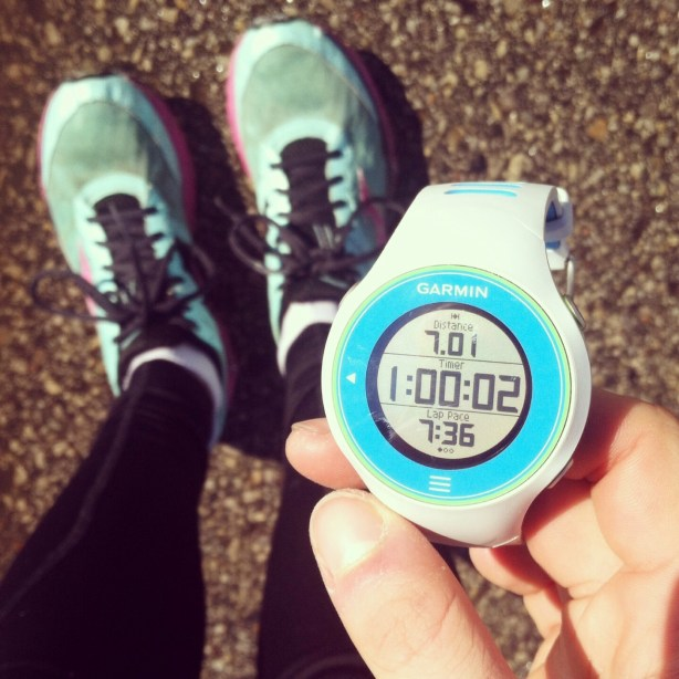 long run and running shoes