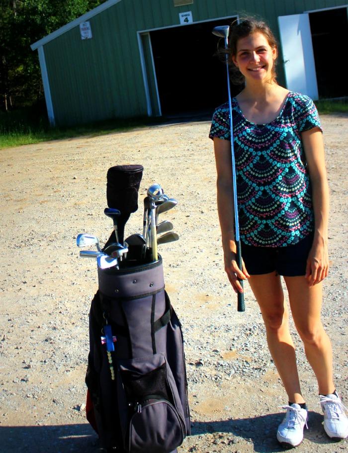 leigha golf