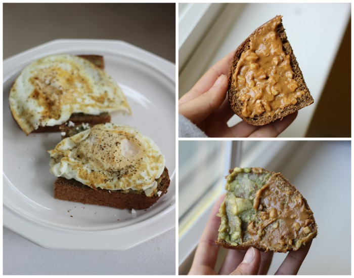 ways to eat pumpernickel rye bread