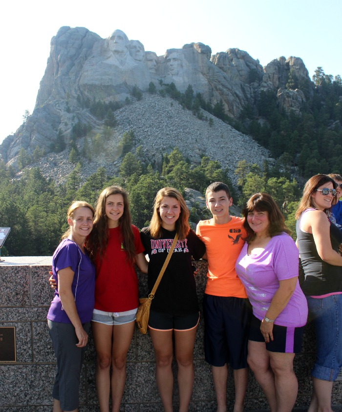 family mount rushmore
