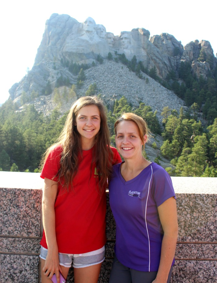 leigha mom mount rushmore