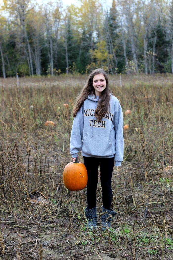 leigha pumpkin