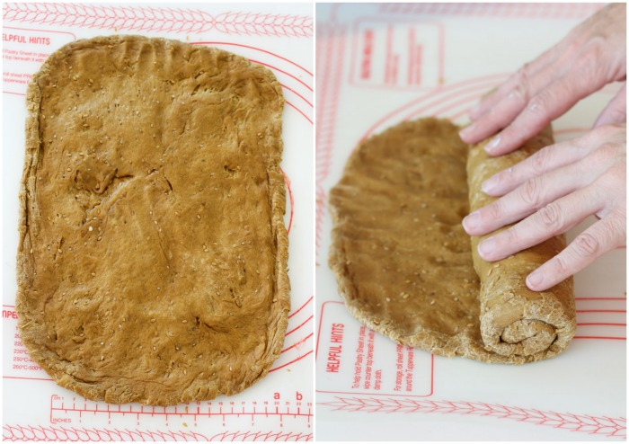 dough collage