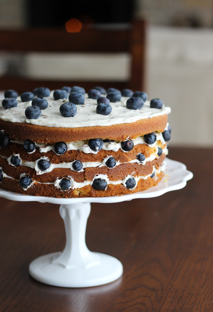 birthday cake pioneer woman blueberry