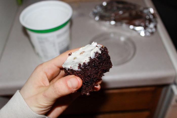late night cake