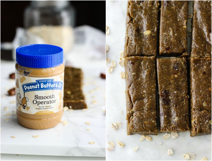 peanut butter & co matcha energy bars