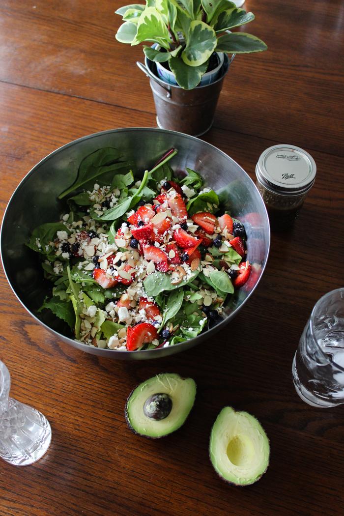 yum salad