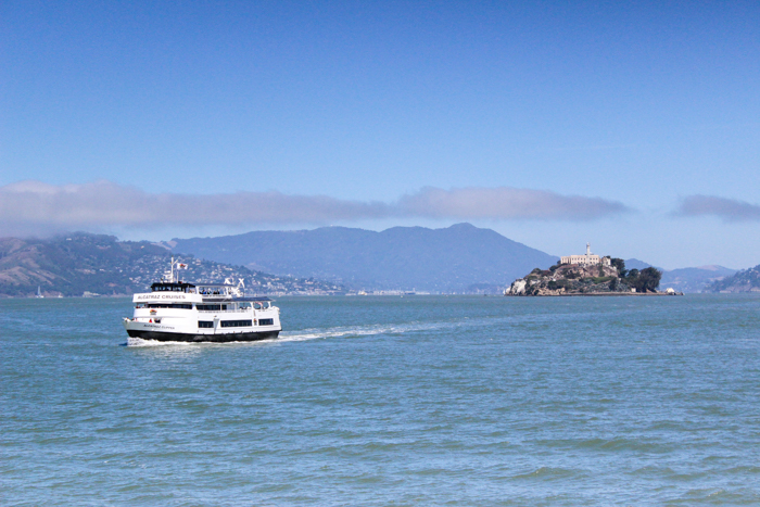 alcatraz boat and island