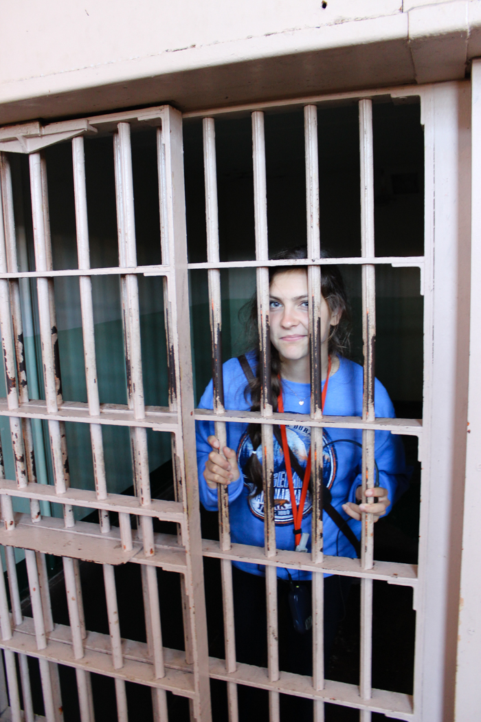 leigha in alcatraz