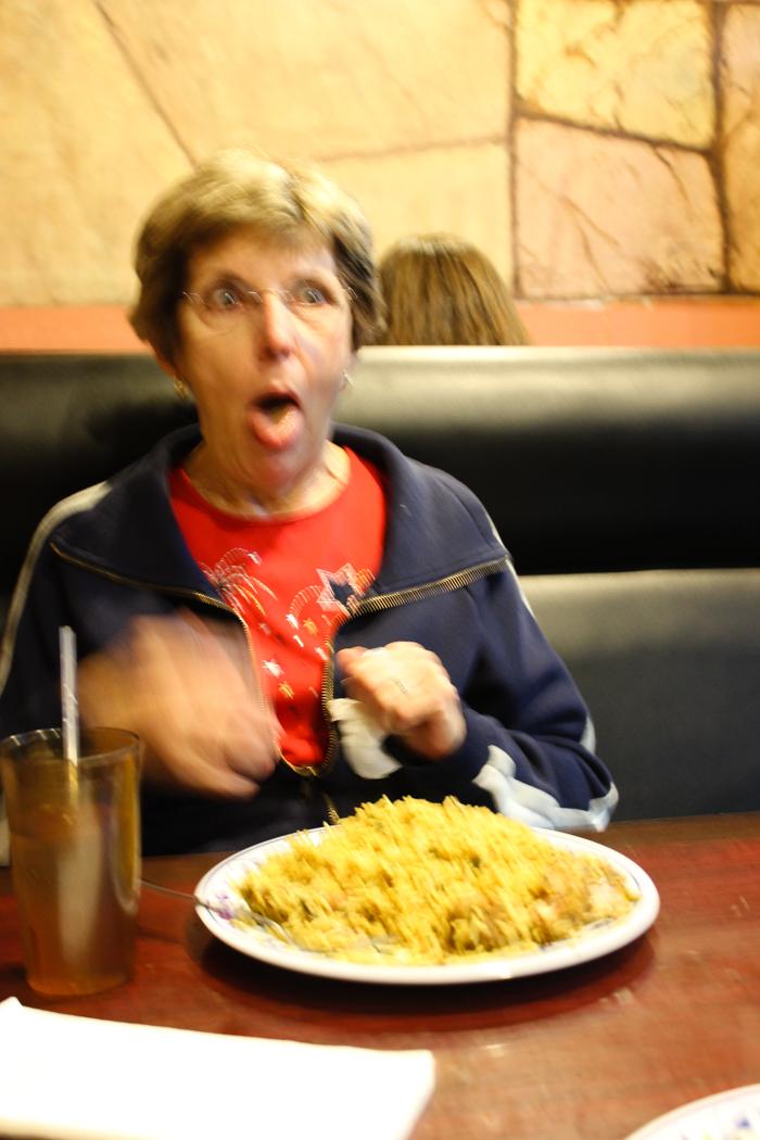 indian food grandma lol