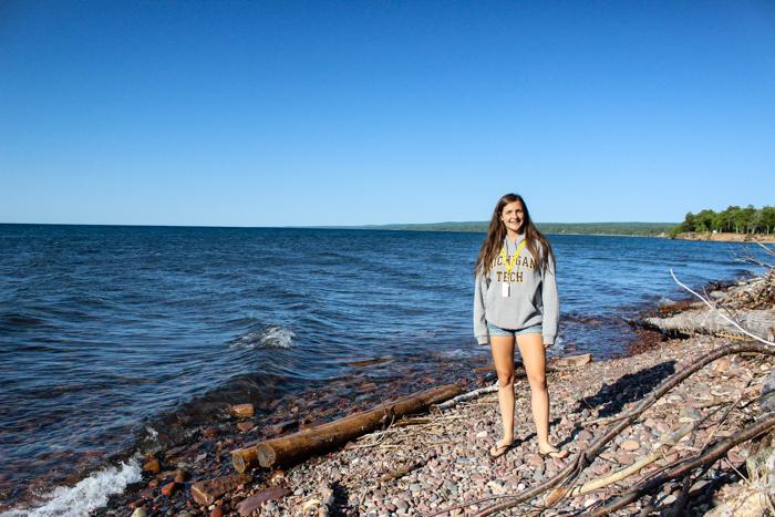 leigha at lake superior_