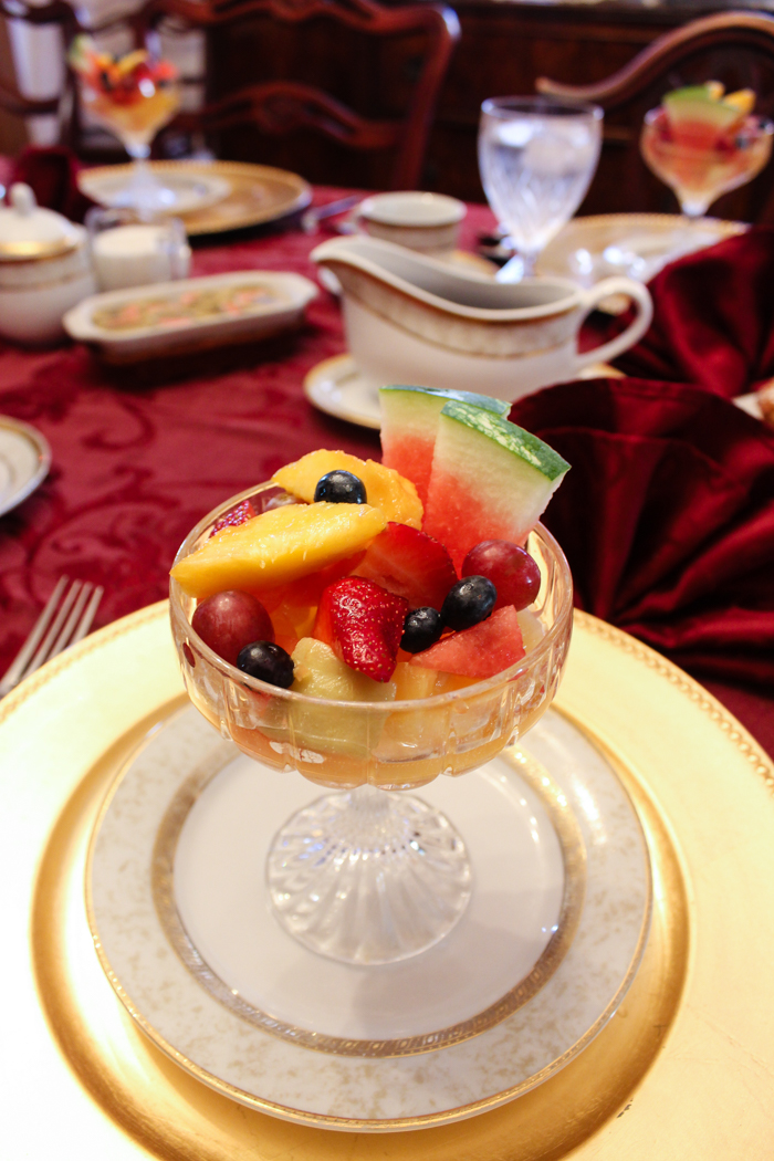 bed and breakfast fruit