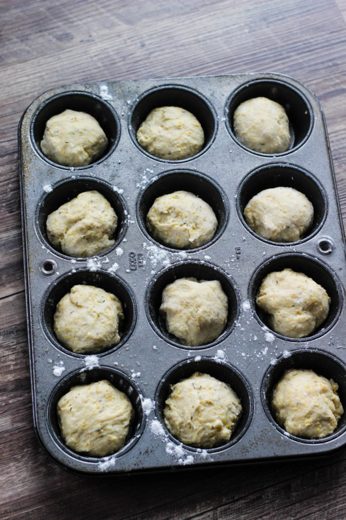 red-star-yeast-corn-muffin-dough