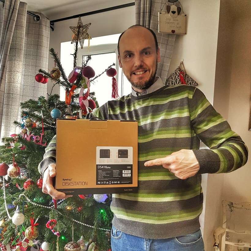 I Won A Synology DS418play - The Yorkshire Dad of 4