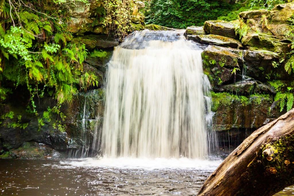 Thomasson Foss waterfall