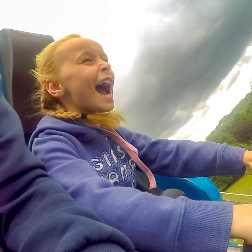 Lightwater Valley Theme Park the Ultimate