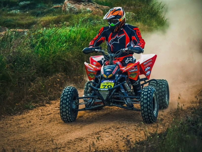 why buy a quad bike from the professionals