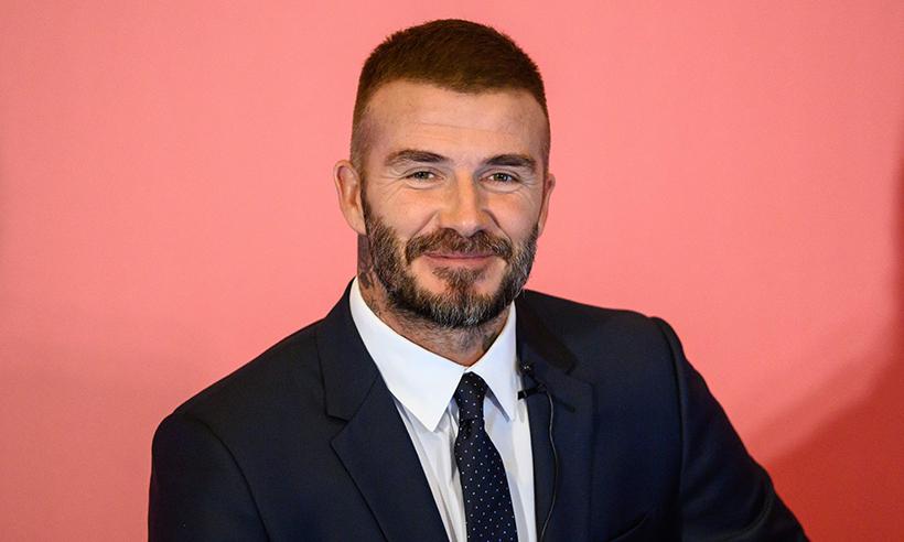 David Beckham No Longer A Role Model