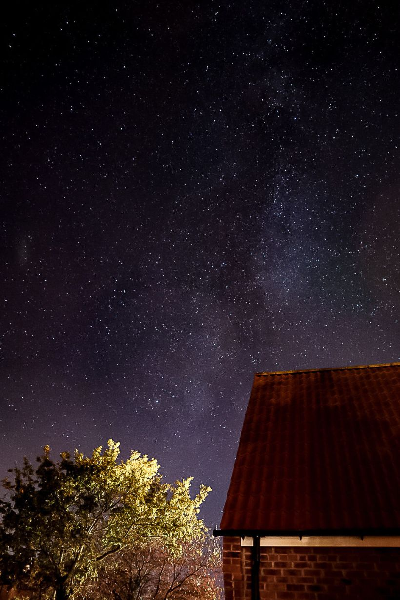 milky way photography | the yorkshire dad of four