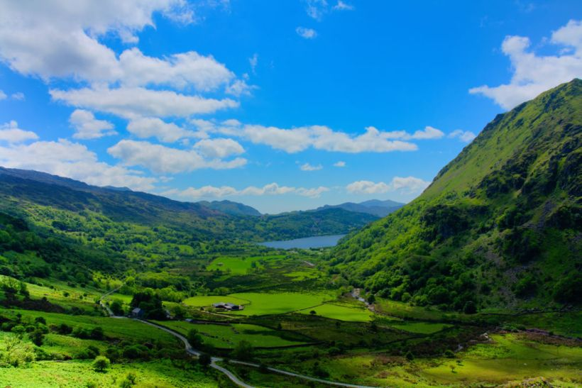 A Snowdonian Vista - My Sunday Photo - The Yorkshire Dad of 4