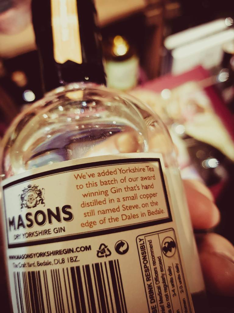 Masons Yorkshire Gin | Happy Birthday Helen | The Yorkshire Dad of 4