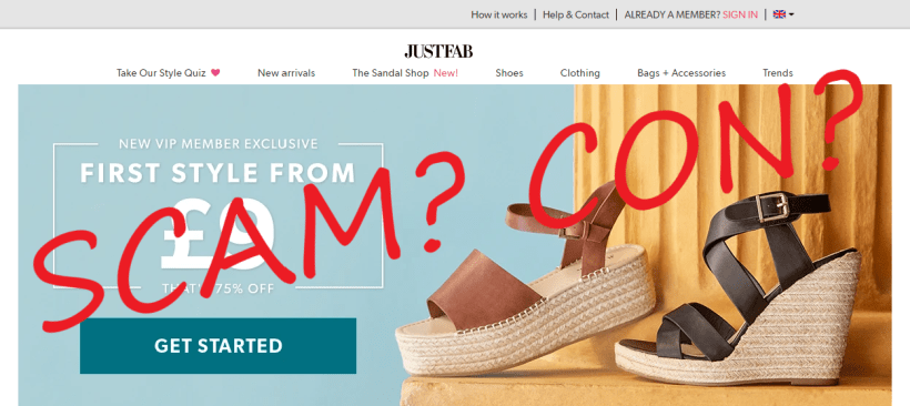 JustFab - Is it a scam? Is it a con? | The Yorkshire Dad of 4