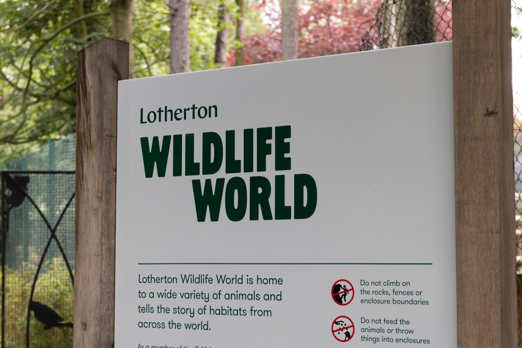 Lotherton Wildlife World | Lotherton Hall | The Yorkshire Dad of 4