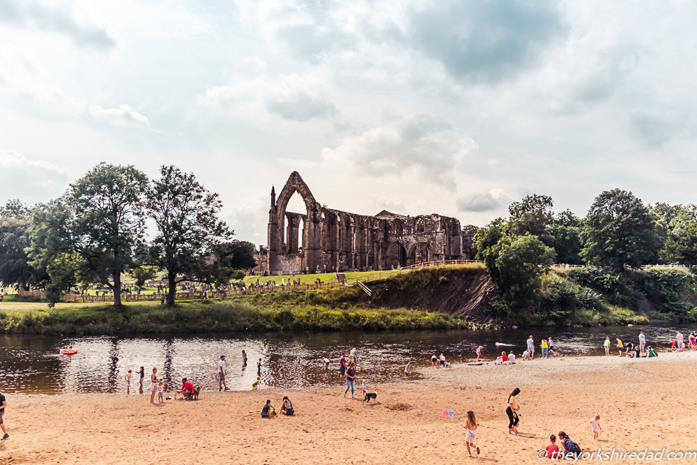 The priory at Bolton Abbey | The Yorkshire Dad of 4