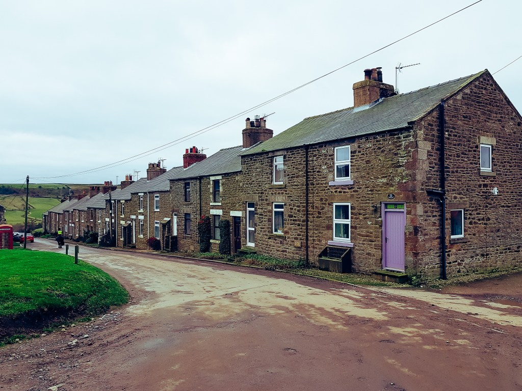 Terraced houses in Rosedale | The Yorkshire Dad of 4