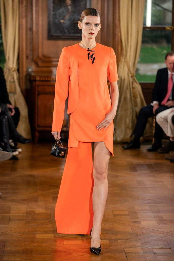 ronald van der kemp couture spring 2019 fashion runway sporty denim style blog