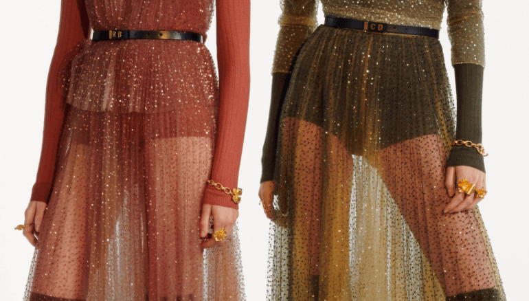 Christian Dior Pre-Fall 2019's World of Sheer Etheriality