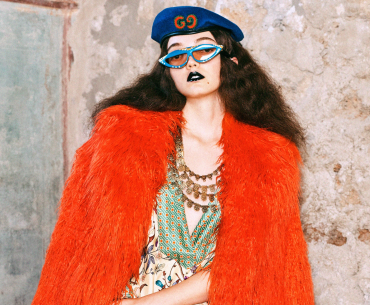 Gucci Pre-Fall 2019 Gives Us A Lesson in Eclectic Dressing