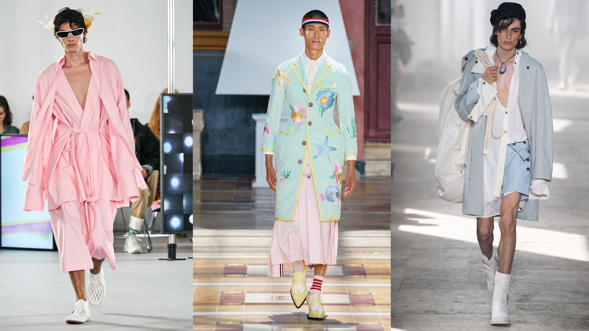 is men's fashion finally getting interesting? – the young
