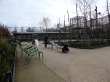 At the Tuileries...