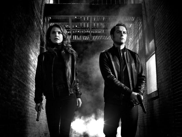 the americans duo