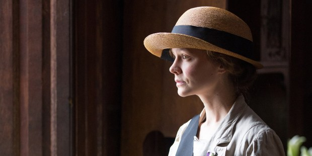 Carey Mulligan as Maud in SUFFRAGETTE