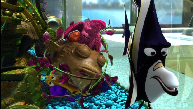 """FINDING NEMO 3D"" ©2012 Disney/Pixar. All Rights Reserved."