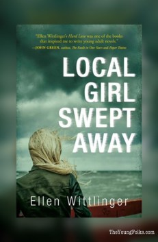 Local Girl Swept Away by Ellen Wittlinger